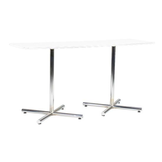 Blanco Café Table - Rectangular