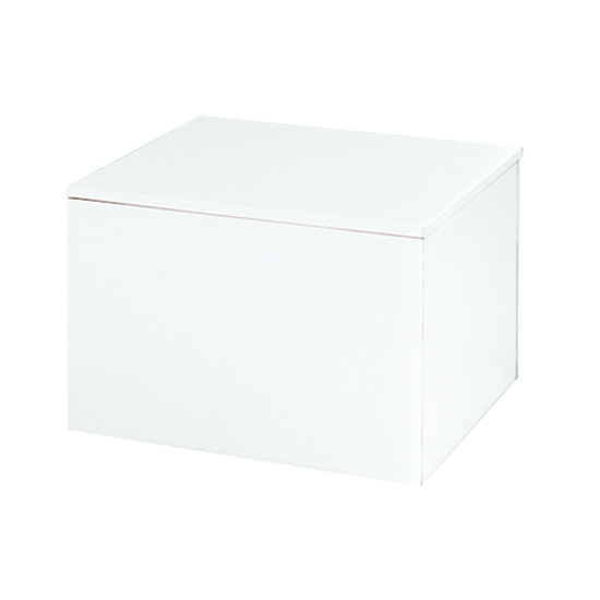 Cube Cocktail Table - 30″Square x 16″H - Black