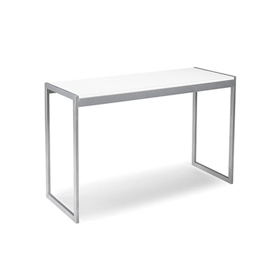 Trade Show Console Table Rental