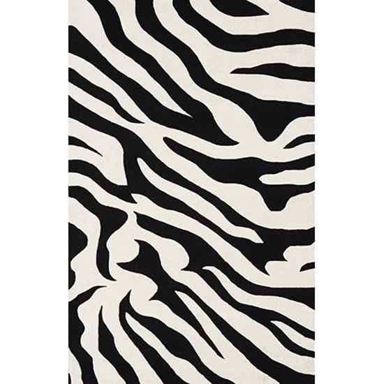 Safari Black Rug