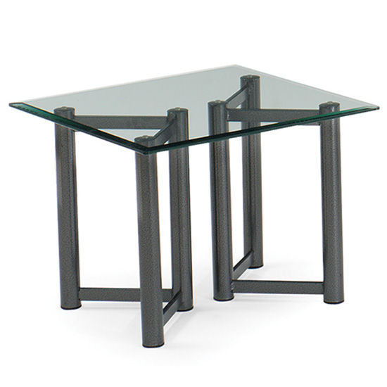 Vivid End Table